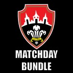Coventry Welsh Matchday Bundle
