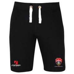 Coventry Welsh Black Campus Shorts