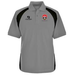 Coventry Welsh Elite Grey Polo Shirt