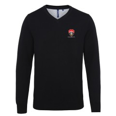 Coventry Welsh V Neck Jumper