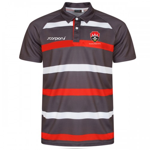 Coventry Welsh Sublimation Polo Shirt a60680df63